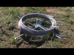 Planning Your High Tensile Electric Fence Guide Wire Instructions Zareba Systems Youtube