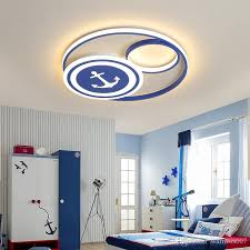 2020 Ceiling Chandelier Lighting For Baby Kids Boys And Girls Bedroom Lighting Fixtures Cartoon Blue Modern Chandelier For Child From Warriors007 93 24 Dhgate Com