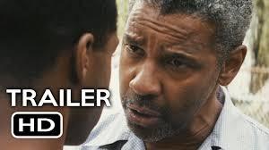 Fences Official Trailer 1 2016 Denzel Washington Viola Davis Drama Movie Hd Youtube