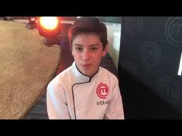 These plucky finalists faced grueling pressure and invention tests and team challenges, as they endeavoured to score as many. Diego De Masterchef Junior En Nuestro Especial De Cocina Tvnotas Youtube