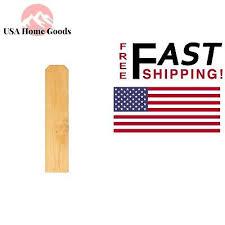 Western Red Cedar 5 8 X 5 1 2 X 6 Ft Dog Ear Fence Picket 10 Pcs Set Wood Panel 856479005707 Ebay