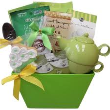 tea gift baskets in canada free
