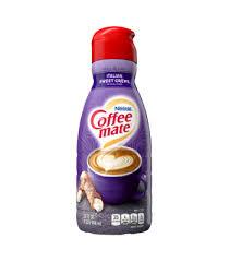italian sweet crème coffee creamer