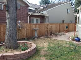 That Flat Top Privacy Fence W Dog Windows Alpine Fence Of Colorado Llc