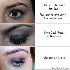 artistry little black dress eye shadow
