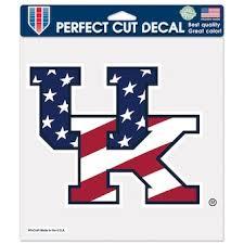 Kentucky Car Decals Kentucky Wildcats Bumper Stickers Decals Fanatics