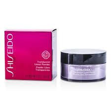 shiseido translucent loose powder 18g 0