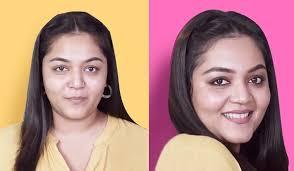 a no makeup makeup look tutorial for