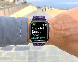 how apple watch pace alerts will make