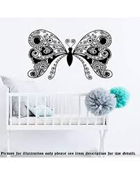 Sales For Large Butterfly Nursery Wall Stickers Kid S Playroom Wall Art Sticker Nursery Room Wall Decal Childrens Room Vinyl Wall Stickers