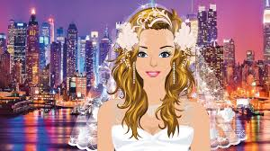 amazon com new york bride make up game