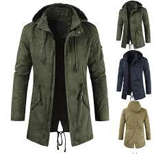 Yeni dropshipping Erkekler Ceketler Adam Siper Göğüslü Giyim rahat üst  Ceket askeri Rüzgarlık moda rüzgar geçirmez giyim - hl.markochkupa.se