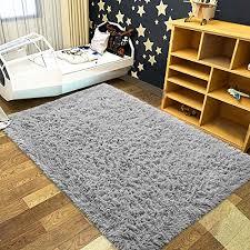 Fluffy Soft Kids Room Rug Baby Nursery D Buy Online In Belize At Desertcart