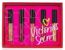victoria s secret lip gloss gift set
