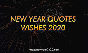 new year quotes wishes happy new year