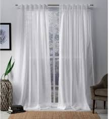 bella window curtain panel pair