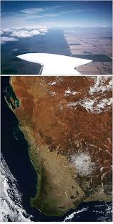 At Australia S Bunny Fence Variable Cloudiness Prompts Climate Study The New York Times