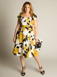 cal summer dresses plus sizes