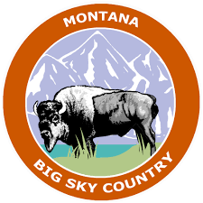 Explore Montana Big Sky Country 3 5 Car Truck Window Bumper Graphics Vinyl Sticker Decal Parks Nature Fishing Hiking Trails Wildlife Bears Wolves Deer Walmart Com Walmart Com