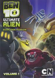 cartoon network ben 10 ultimate alien