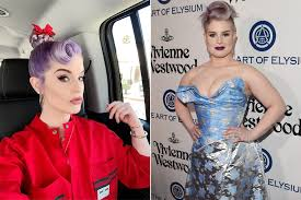 Kelly Osbourne pulls an Adele, is unrecognizable after stunning weight loss  - USAGAG