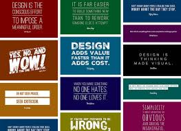 inspirational graphic design quotes from famous designers we
