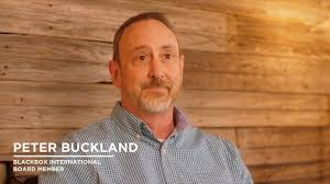 Here Peter Buckland explains how... - Blackbox International