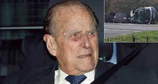 Prince Philip 'died' during shock car ...