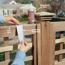 How To Renew Wooden Fences Diy Family Handyman