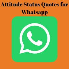 best attitude whatsapp status quotes > quotesstatus