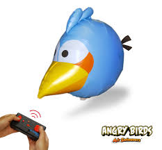 Mua Angry Birds Air Swimmers Turbo - Remote Control Flying Balloon ...