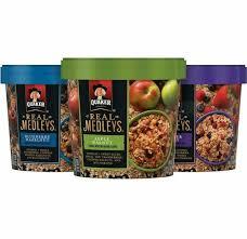 quaker real medleys 6 flavor variety