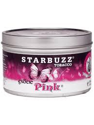 starbuzz tobacco pink