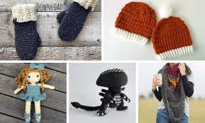 10 quick crochet gifts ideas free