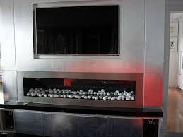 built in ethanol fireplace smart designer