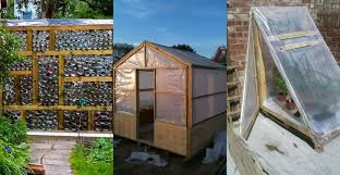 26 diy greenhouses for every size