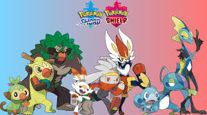 Pokemon Sword and Shield wallpaper 1 by OddRed496 on DeviantArt