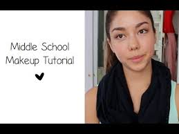 everyday natural middle makeup