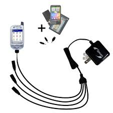 Wall Charger suitable for the Qtek 1010 ...