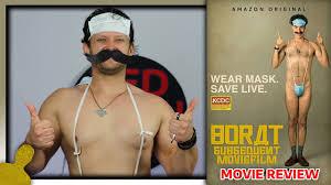 Borat 2 (2020) Movie Review - YouTube