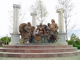 Любовь Мазепы и Разумовского. Батурин — славный, героический, романтический  городок на Черниговщине
