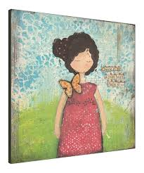 Canvas Kudos Pure Heart Wall Art Best Price And Reviews Zulily