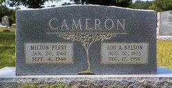 Lou Ada Nelson Cameron (1875-1956) - Find A Grave Memorial
