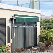 china window awning outdoor sun shade