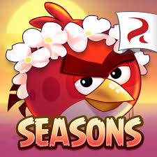 Angry Birds - The new Angry Birds Seasons - Tropigal...