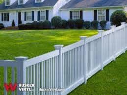 Buy Vinyl Picket Fence Online Husker Vinyl Inc