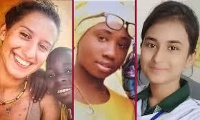 Nightmare Christmas for Silvia, Leah, Huma teens: jihadists' sex ...