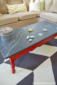 chalkboard coffee table 2 little
