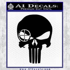 Navy Seal Skull D1 Decal Sticker A1 Decals
