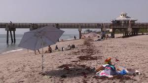 More Florida beaches to close as virus ...